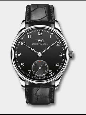 Montre IWC Portugaise Remontage Manuel IW545407 - iw545407-1.jpg - alfaborg