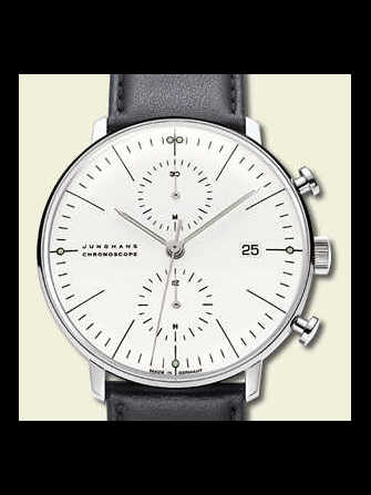 Junghans Max Bill Chronoscope 027/4600.00 Watch - 027-4600.00-1.jpg - alfaborg