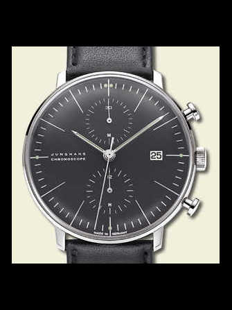 Junghans Max Bill Chronoscope 027/4601.00 Watch - 027-4601.00-1.jpg - alfaborg