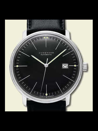 Junghans Max Bill automatic 027/4701.00 Watch - 027-4701.00-3.jpg - alfaborg