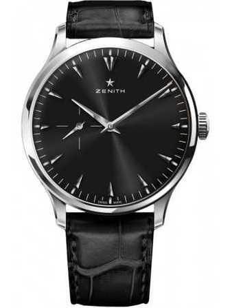 Zenith Heritage Ultra Thin 03.2010.681/21.C493 Watch - 03.2010.681-21.c493-1.jpg - alfaborg