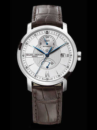 bd48289ac68 Baume   Mercier Classima Executives Watch - stainless steel - 8693