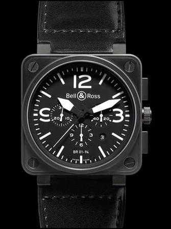Bell & Ross BR 01 BR 01 - 94 Carbon Watch - br-01-94-carbon-1.jpg - blink