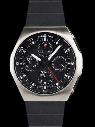 Montre Bell & Ross Space 3 Space 3 GMT Titane - space-3-gmt-titane-1.jpg - blink