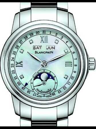 Blancpain Calendar moon phase 2360-1191A-71 Watch - 2360-1191a-71-1.jpg - blink
