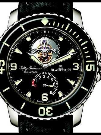 Blancpain Fifty fathoms tourbillon 5025-1530-52 Watch - 5025-1530-52-1.jpg - blink