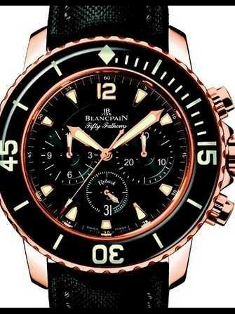 Blancpain Fifty fathoms flyback chronograph 5085F-3630-52 Watch - 5085f-3630-52-1.jpg - blink