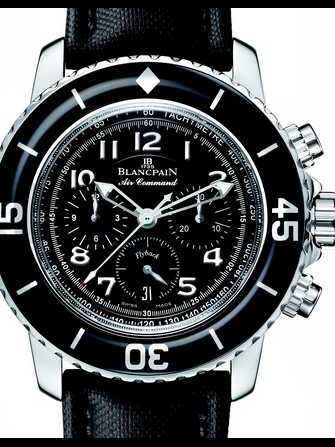 Blancpain Flyback chronograph air command 5885F-1130-52 Watch - 5885f-1130-52-1.jpg - blink