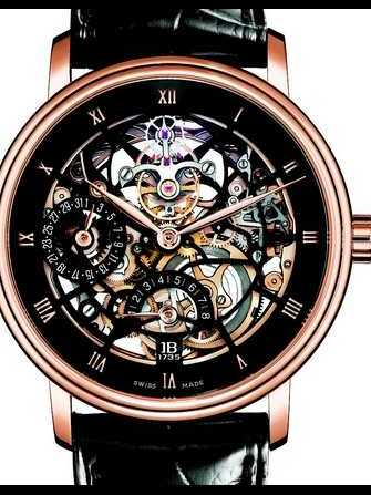 Blancpain Tourbillon skeleton 6025AS-3630-55 Watch - 6025as-3630-55-1.jpg - blink