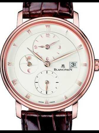 Blancpain Double time zone 6260-3642-55 Watch - 6260-3642-55-1.jpg - blink