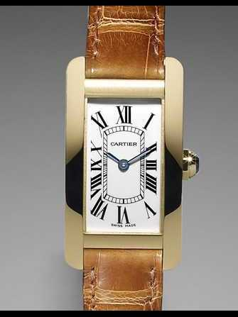 Cartier Montre tank americaine W2601556 Watch - w2601556-1.jpg - blink