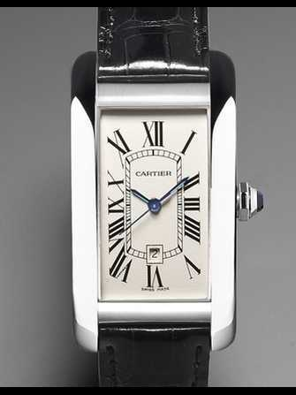 Cartier Montre tank americaine W2603656 Watch - w2603656-1.jpg - blink