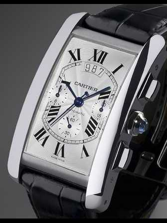 Cartier Montre tank americaine W2609456 Watch - w2609456-1.jpg - blink