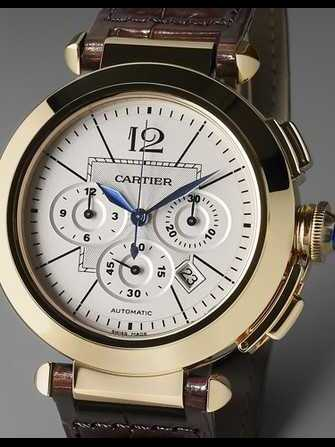 Cartier Montre pasha W3020151 Watch - w3020151-1.jpg - blink