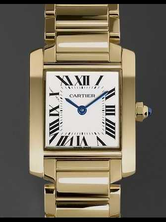 Cartier Montre tank francaise W50002N2 Watch - w50002n2-1.jpg - blink