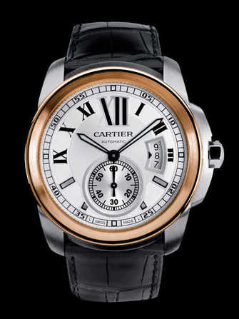 Cartier Calibre de Cartier w7100011 Watch - w7100011-1.jpg - blink