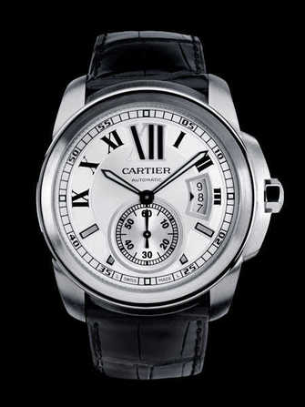 Cartier Calibre de Cartier w7100037 Watch - w7100037-1.jpg - blink
