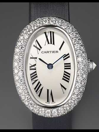 cartier montre baignoire 1920 watch white gold wb509731. Black Bedroom Furniture Sets. Home Design Ideas