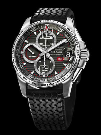 Chopard Mille Miglia GT XL Chrono Titanium 168459-3005 Watch - 168459-3005-2.jpg - blink