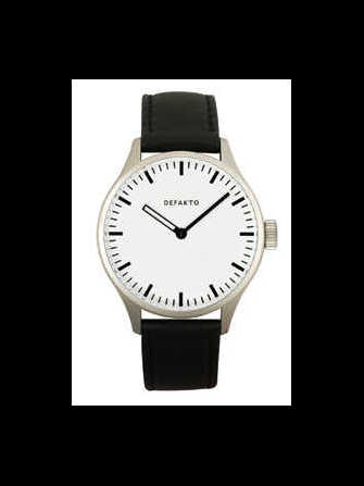 Defakto Akkord Akkord Steel White Watch - akkord-steel-white-1.jpg - blink