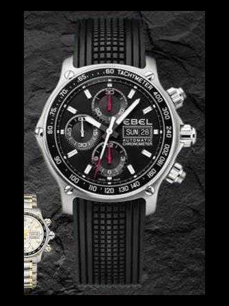 Ebel 1911 Discovery Chronograph 1215796 Watch - 1215796-1.jpg - blink