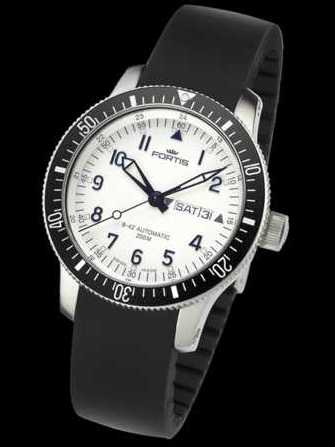 Fortis B-42 DIVER DAY/DATE 648.10.12 Watch - 648.10.12-1.jpg - blink