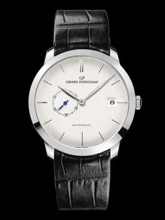 Girard-Perregaux 1966 Petite Seconde 49526-79-131-BK6A Watch - 49526-79-131-bk6a-1.jpg - blink