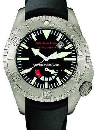 Girard-Perregaux Sea hawk pro 3000 meters 49940-21-631-FK6D Watch - 49940-21-631-fk6d-1.jpg - blink