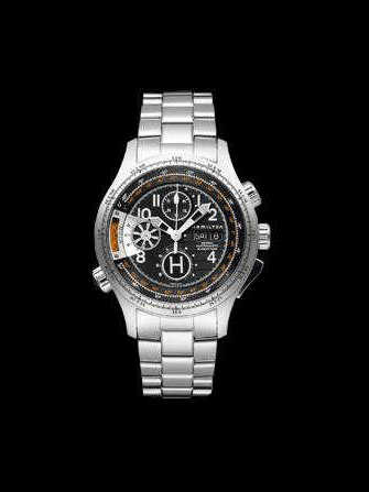 Hamilton Khaki X-Copter H76616133 Watch - h76616133-1.jpg - blink