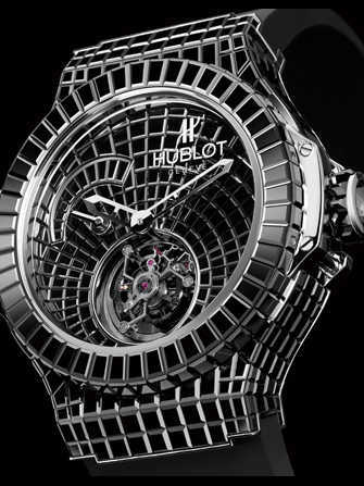 Hublot One million  black caviar bang 302.WX.9100.RX.9900 Watch - 302.wx.9100.rx.9900-1.jpg - blink
