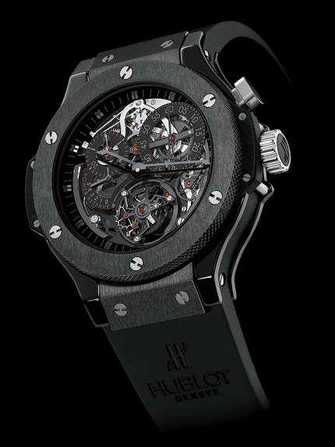 Hublot Bigger bang all black 308.CI.134.RX Watch - 308.ci.134.rx-1.jpg - blink