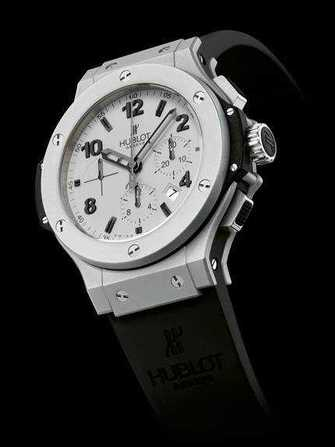 Hublot Platinum mat n/ahm35 Watch - n-ahm35-1.jpg - blink