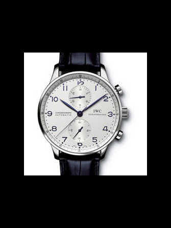 IWC Portugaise Chronograph IW371417 Watch - iw371417-1.jpg - blink