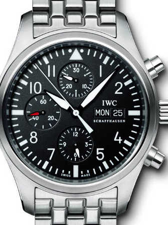 IWC Aviateur Chrono IW371704 Watch - iw371704-1.jpg - blink