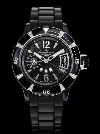Montre Jæger-LeCoultre Master Compressor Diving GMT Lady Ceramique Q189c770 - q189c770-1.jpg - blink