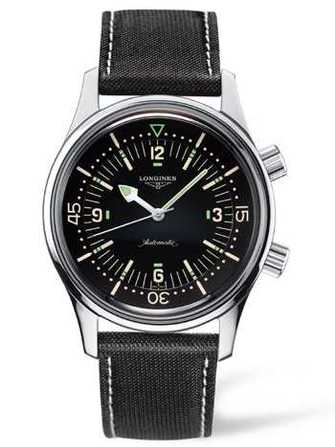 Montre Longines Legend diver watch L3.674.4.56.2 - l3.674.4.56.2-1.jpg - blink