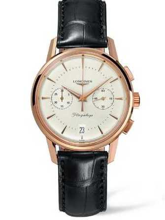 Longines Flagship heritage L4.756.8.72.2 Watch - l4.756.8.72.2-1.jpg - blink