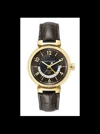 Louis Vuitton Tambour GMT Automatique Q113G0 Watch - q113g0-1.jpg - blink