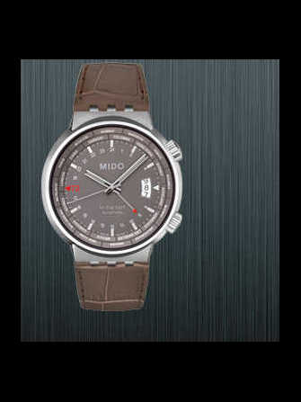 Mido All Dial GMT M8350.4.18.5 Watch - m8350.4.18.5-1.jpg - blink