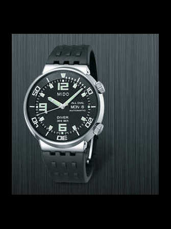 Mido All Dial Diver M8370.4.58.9 Watch - m8370.4.58.9-1.jpg - blink