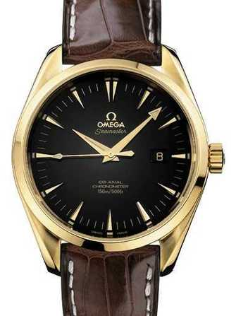 Omega Seamaster Aqua terra big size chronometer 2602.50.37 Watch - 2602.50.37-1.jpg - blink