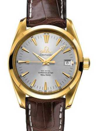 Omega Seamaster Aqua terra chronometer 2603.30.37 Watch - 2603.30.37-1.jpg - blink