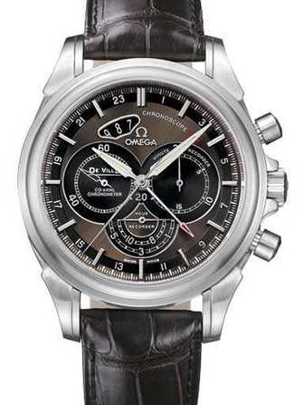 Omega DeVille Coaxial chronoscope gmt 422.13.44.52.13.001 Watch - 422.13.44.52.13.001-1.jpg - blink