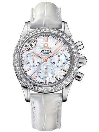 Omega DeVille Coaxial chronograph 422.18.35.50.05.001 Watch - 422.18.35.50.05.001-1.jpg - blink