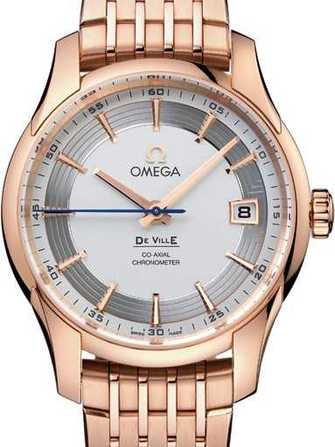Omega DeVille Hour vision 431.60.41.21.02.001 Watch - 431.60.41.21.02.001-1.jpg - blink