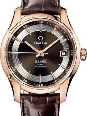 Omega DeVille Hour vision 431.63.41.21.13.001 Watch - 431.63.41.21.13.001-1.jpg - blink
