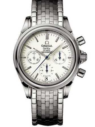 Omega DeVille Coaxial chronograph 4572.31.00 Watch - 4572.31.00-1.jpg - blink