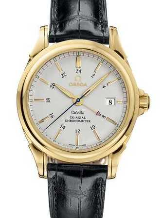 Omega DeVille Coaxial gmt 4633.31.31 Watch - 4633.31.31-1.jpg - blink