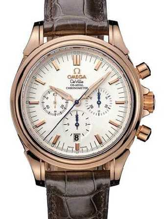 Omega DeVille Coaxial chronograph 4650.20.32 Watch - 4650.20.32-1.jpg - blink