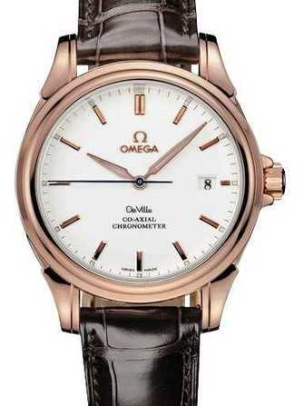 Omega DeVille Coaxial chronometer 4654.20.32 Watch - 4654.20.32-1.jpg - blink